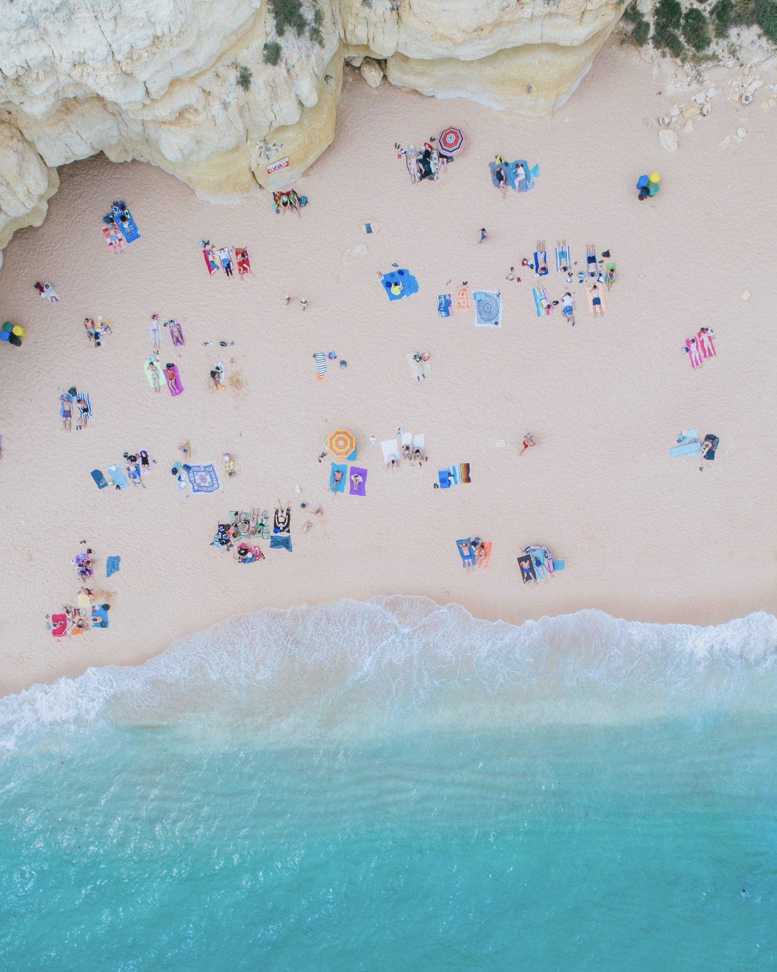what to do in the algarve carvoeiro portugal praia da marinha