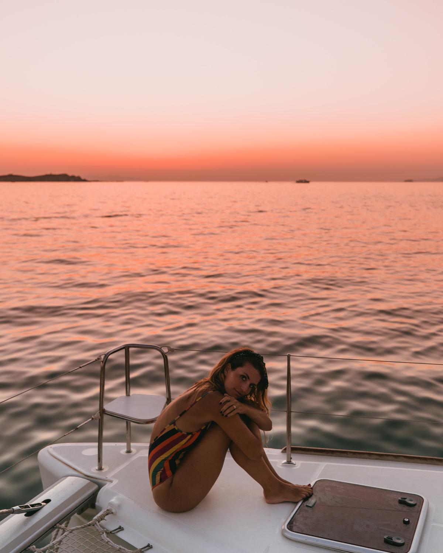 sailing greece with yacht getaways