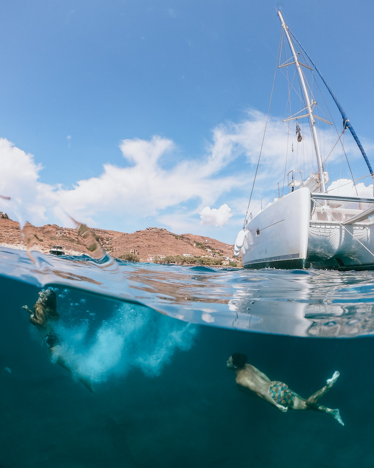 sailing the greece isles with yacht getaways