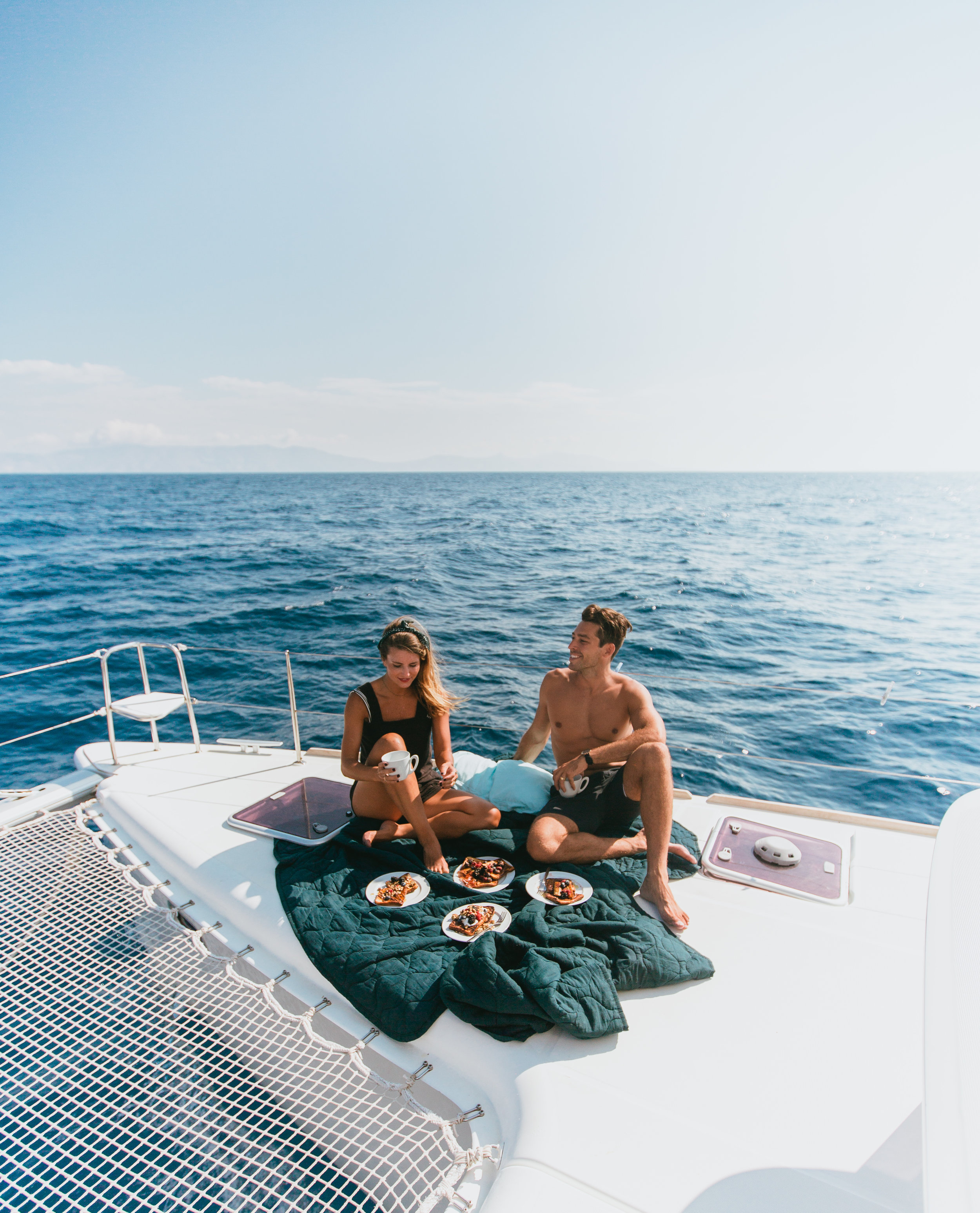 sailing the greece cyclades with yacht getaways