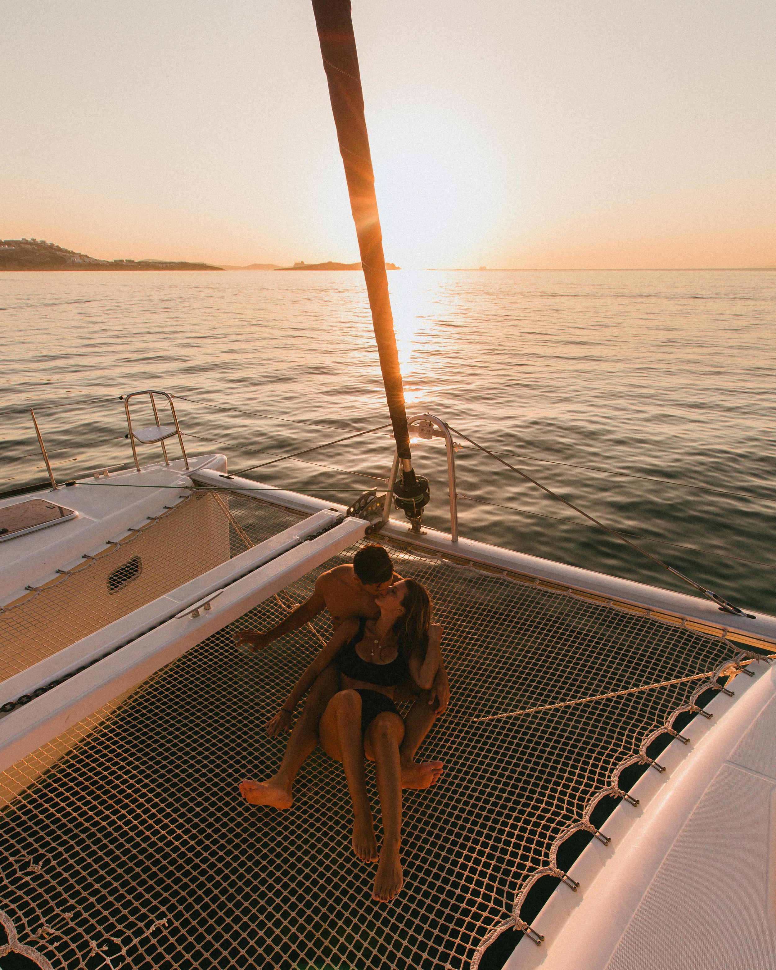 sailing the greek cyclades with yacht getaways