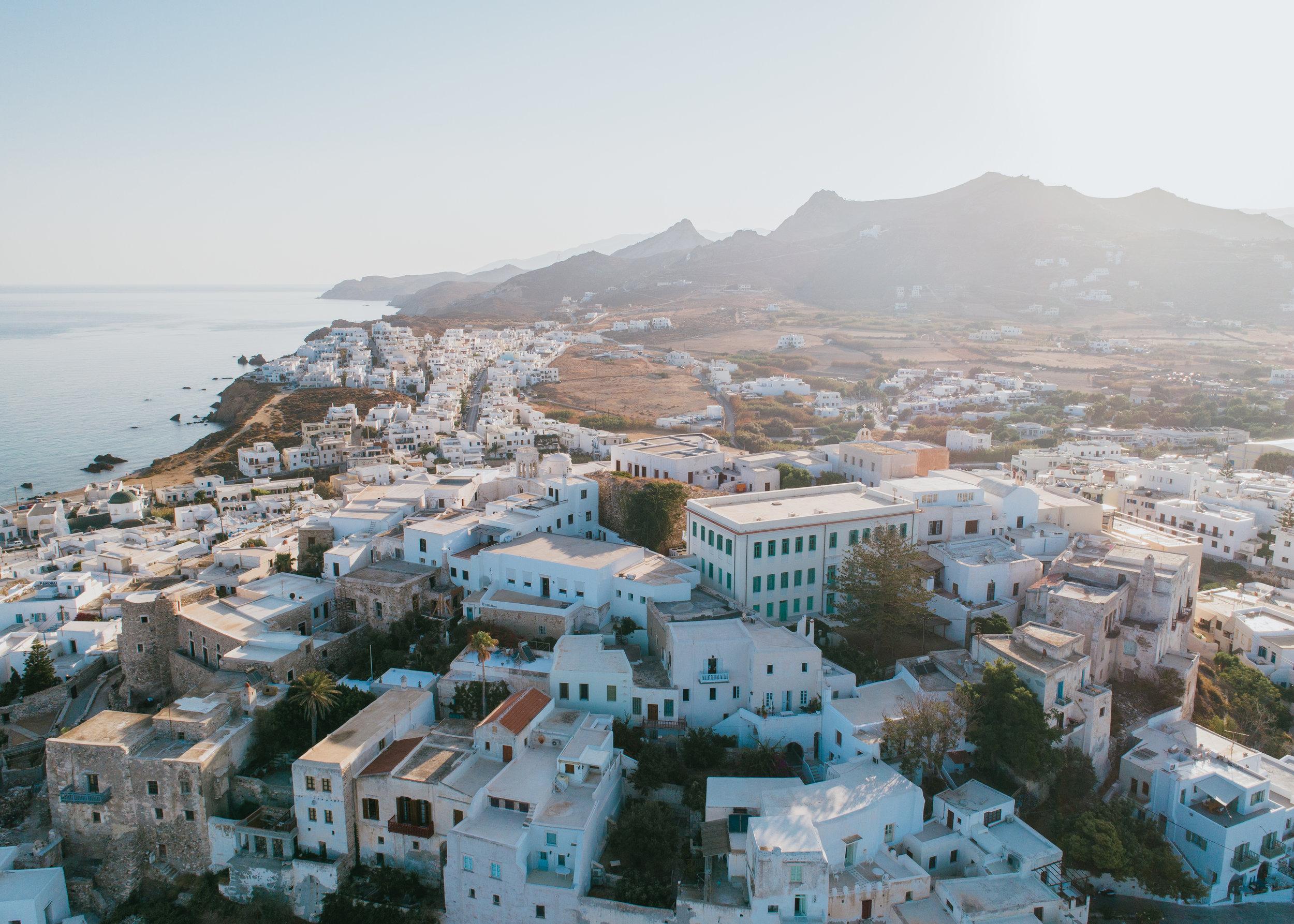 sailing through the greek isles with yacht getaways