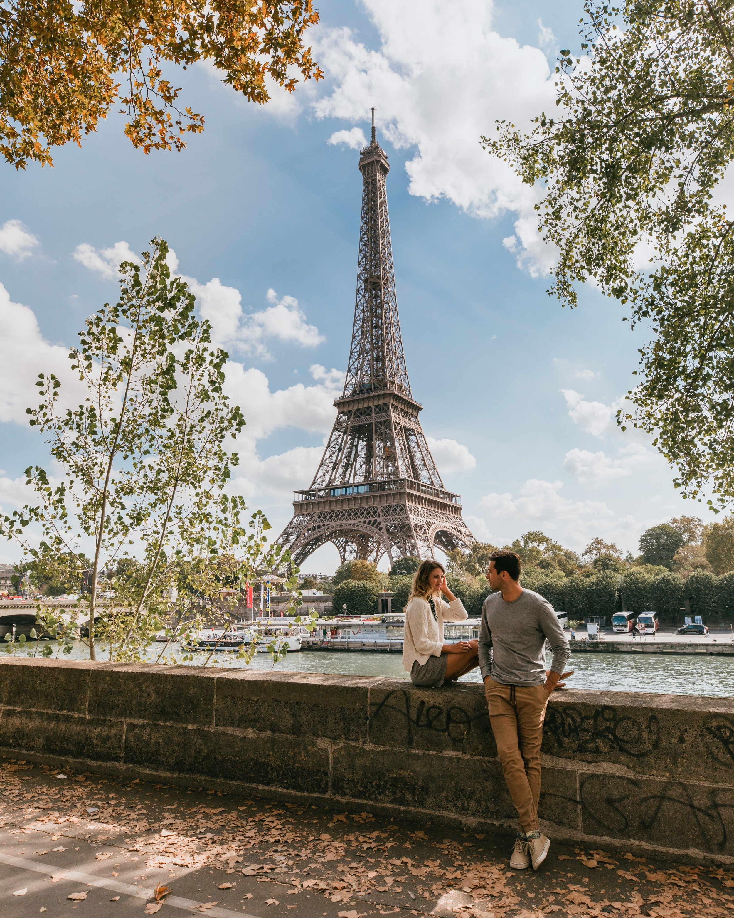 the most instagrammable spots in Paris