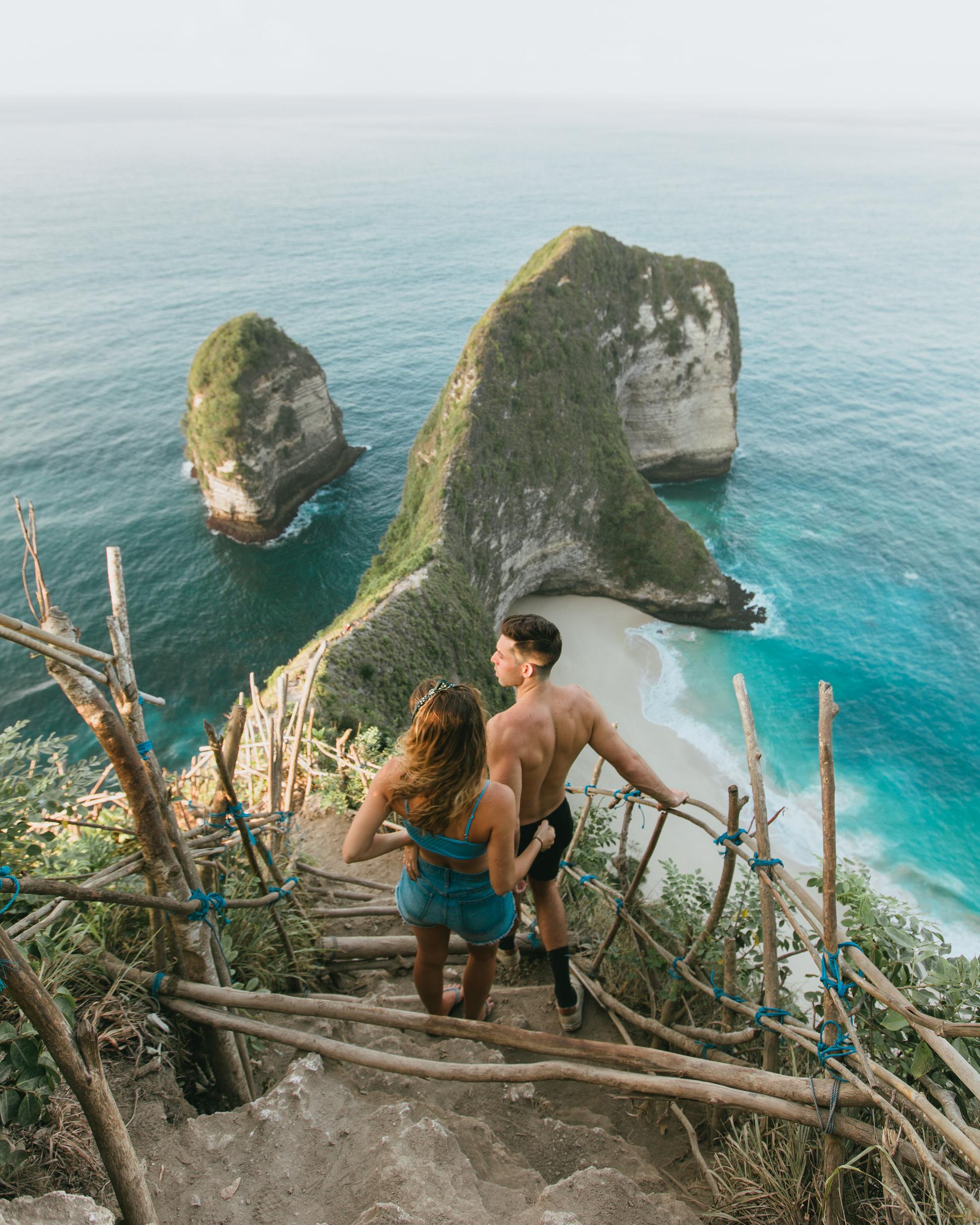 what to do in bali nusa penida kelingkling beach