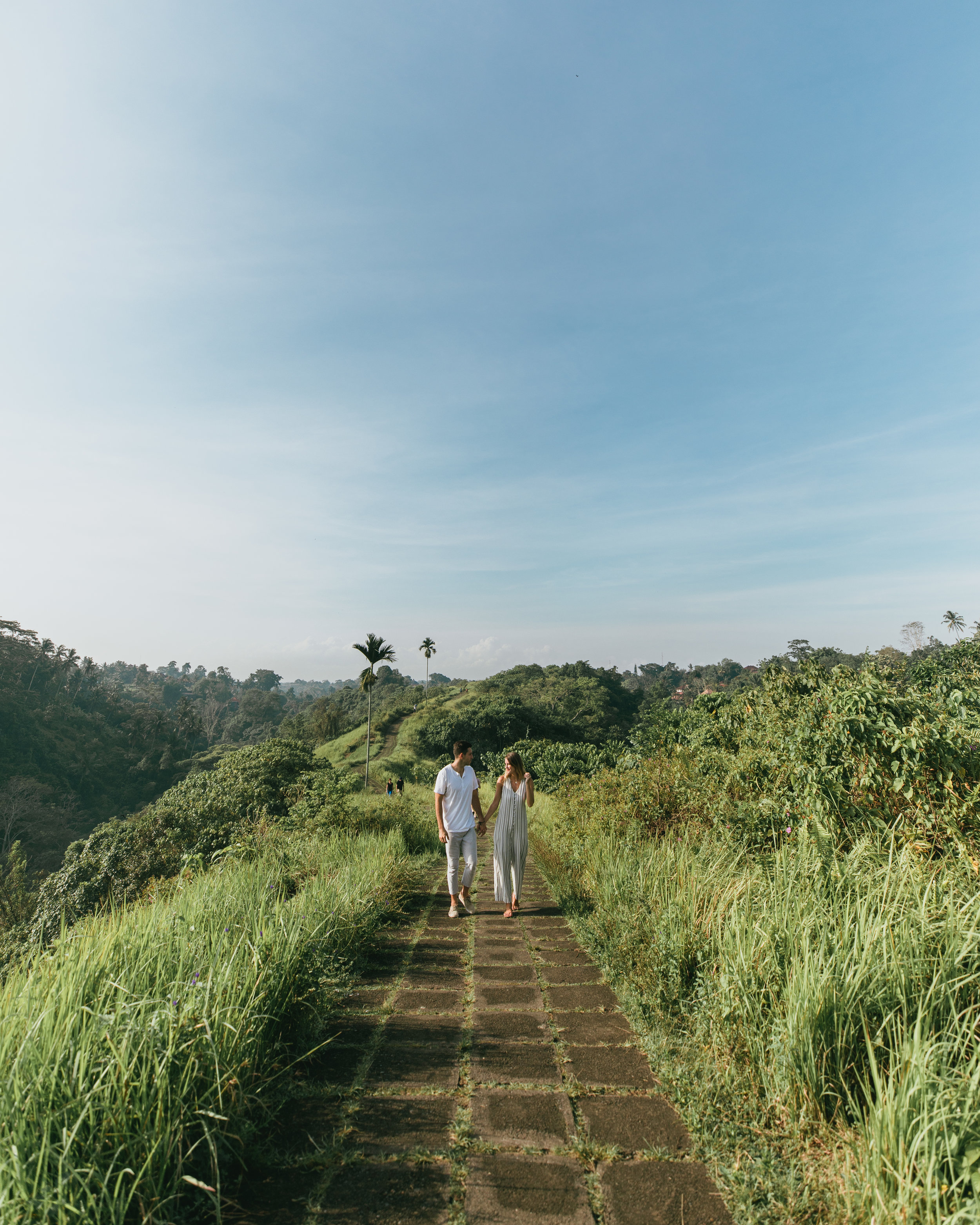 what to do in ubud bali camphung ridge walk