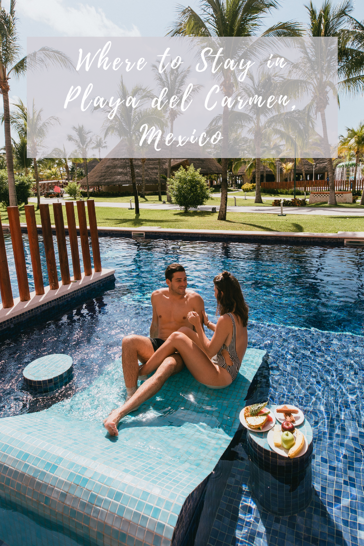 Where to Stay in Riviera Maya Mexico Barcelo Maya Grand Resort