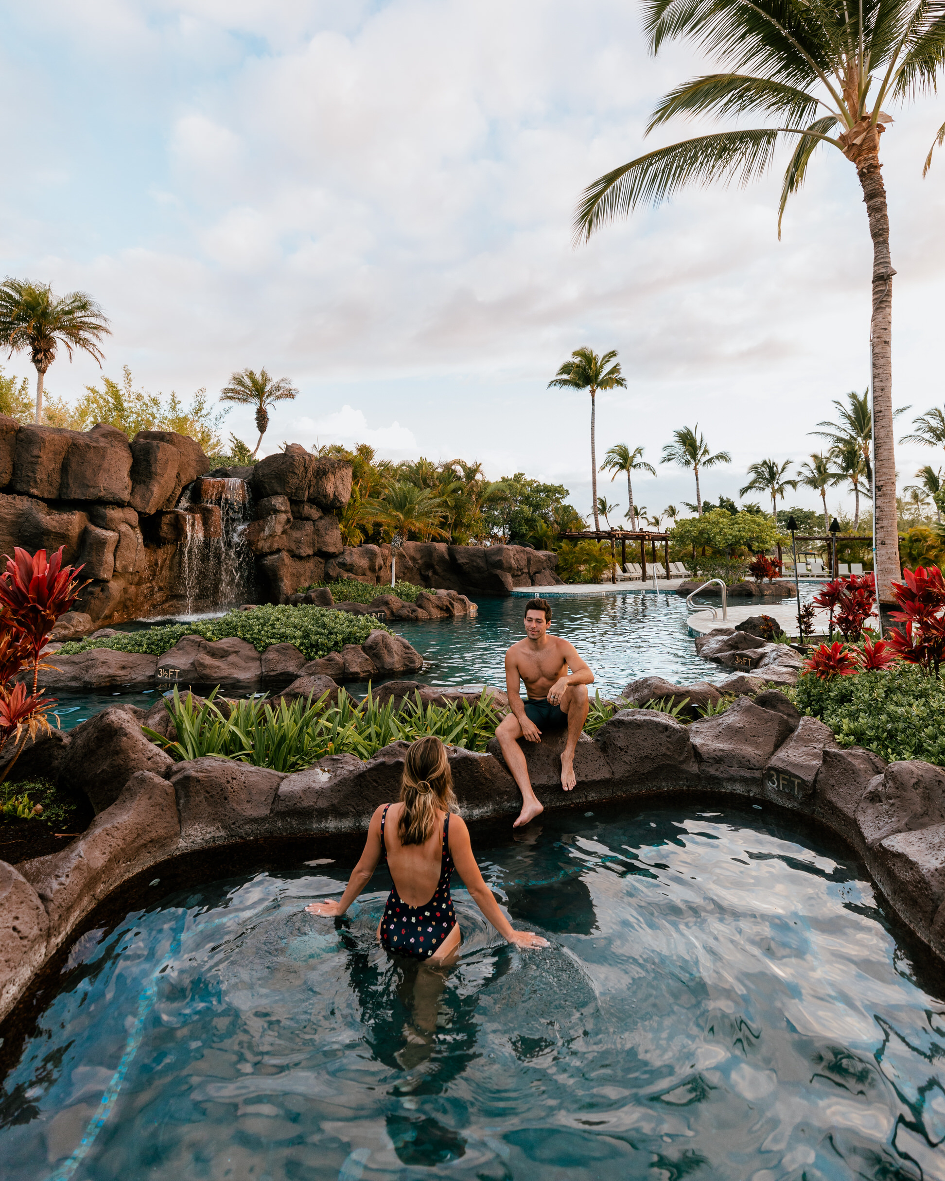 where to stay on the big island of hawaii hilton kings landing