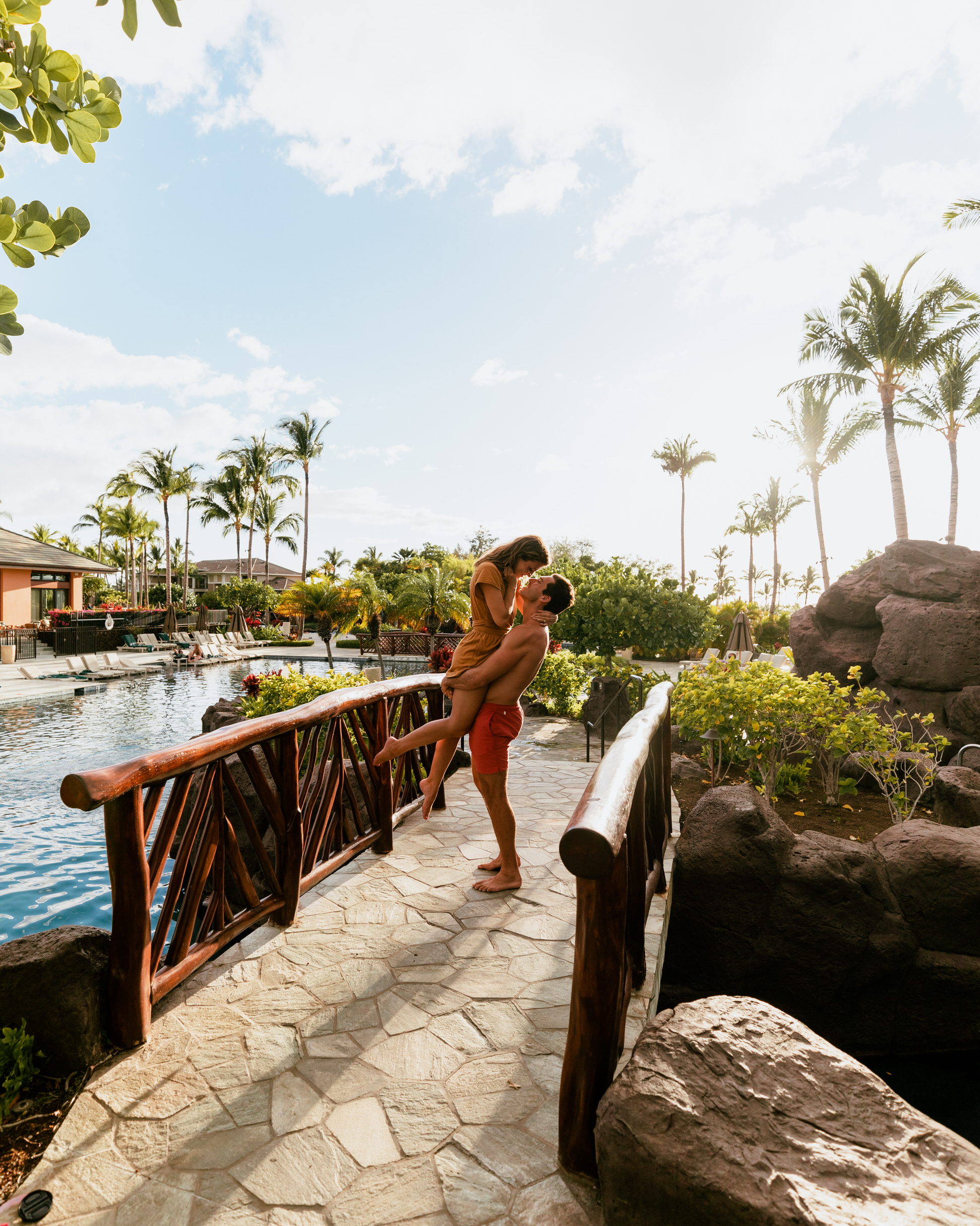 where to stay on the big island of hawaii
