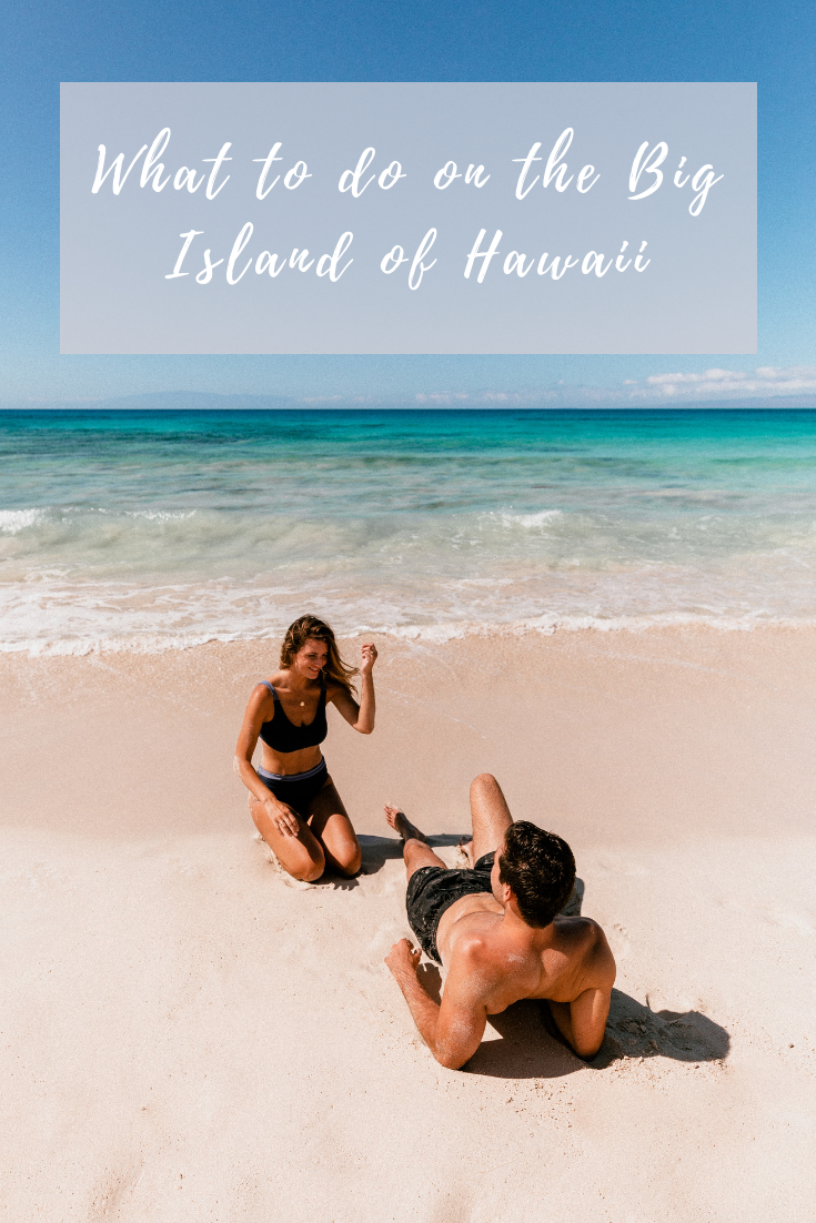what to do on the big island of hawaii