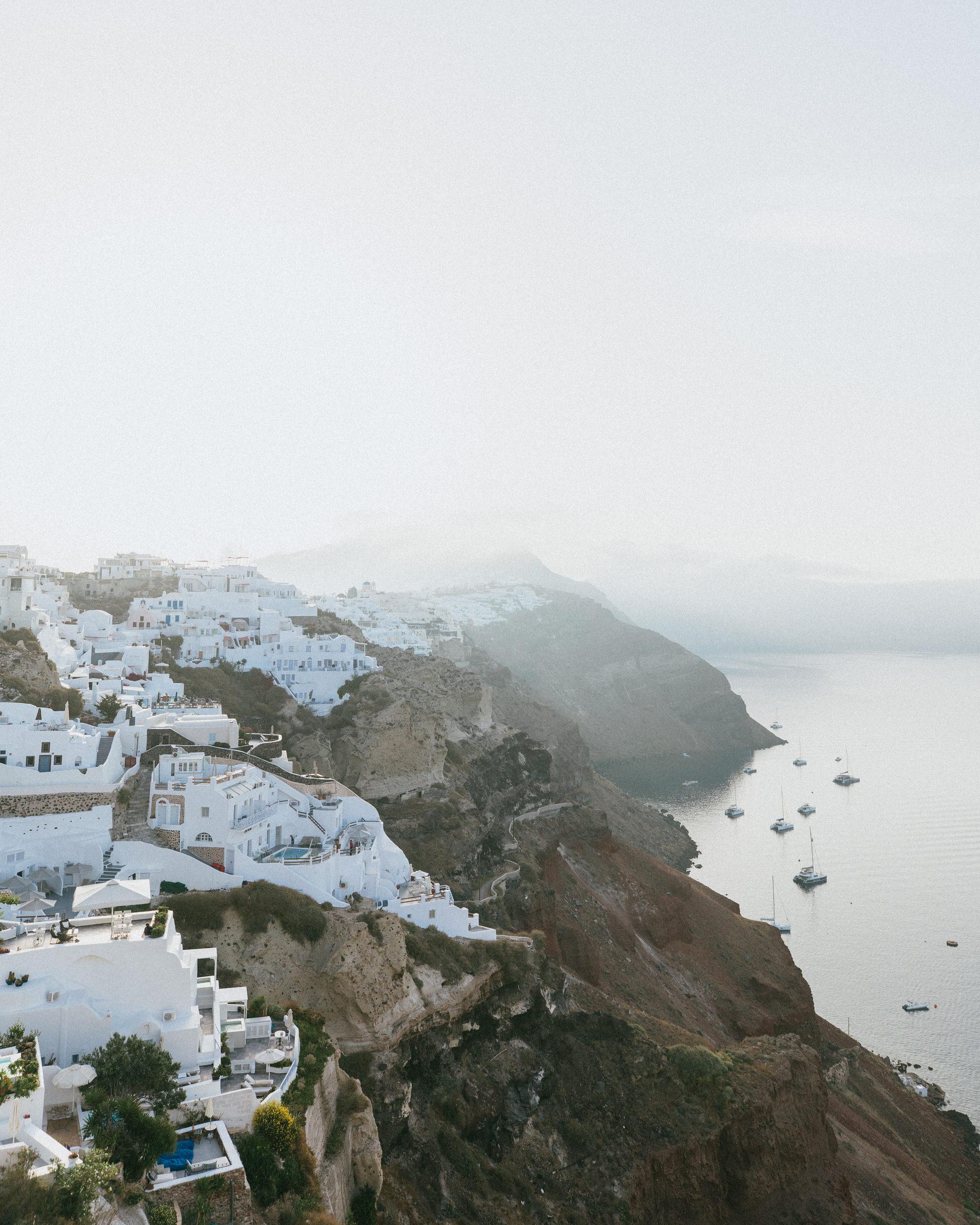 the best islands in greece santorini