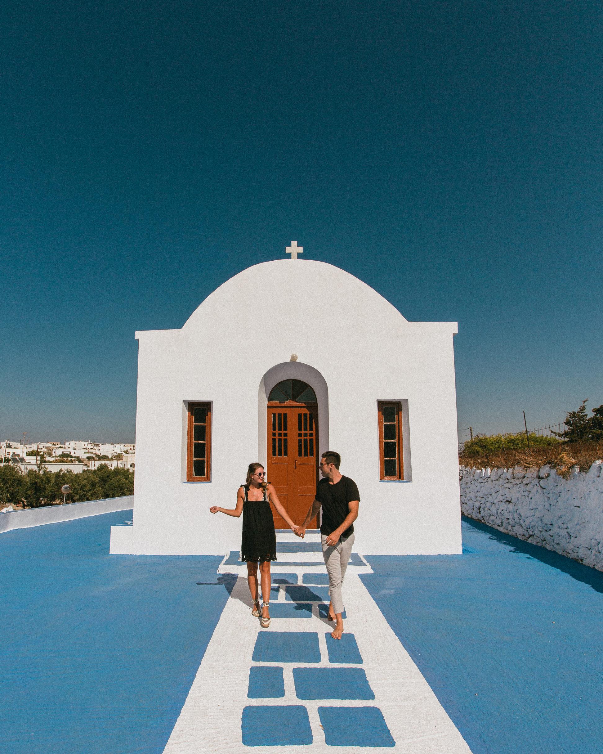 the best islands in greece milos