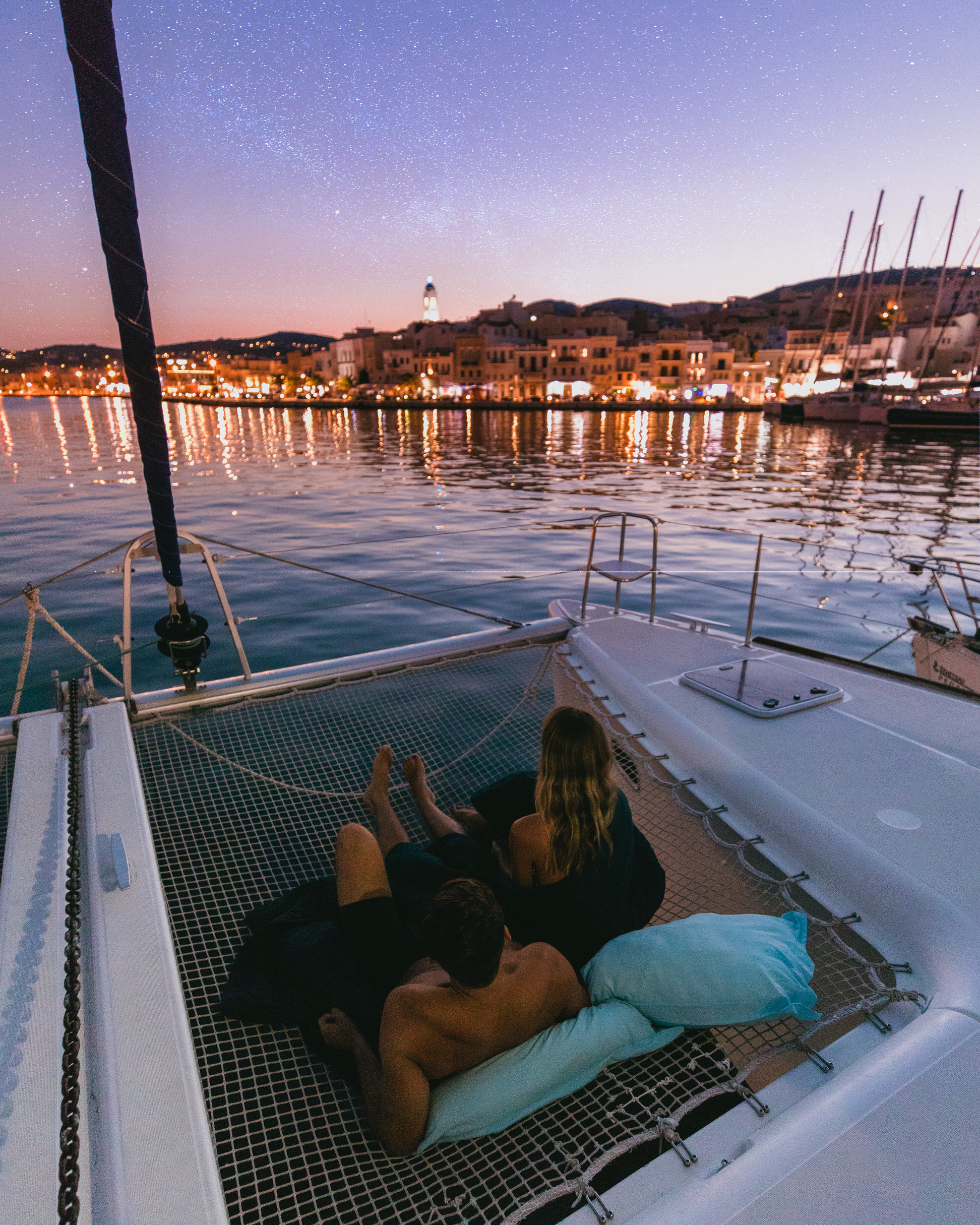 the best islands in greece sailing the cyclades