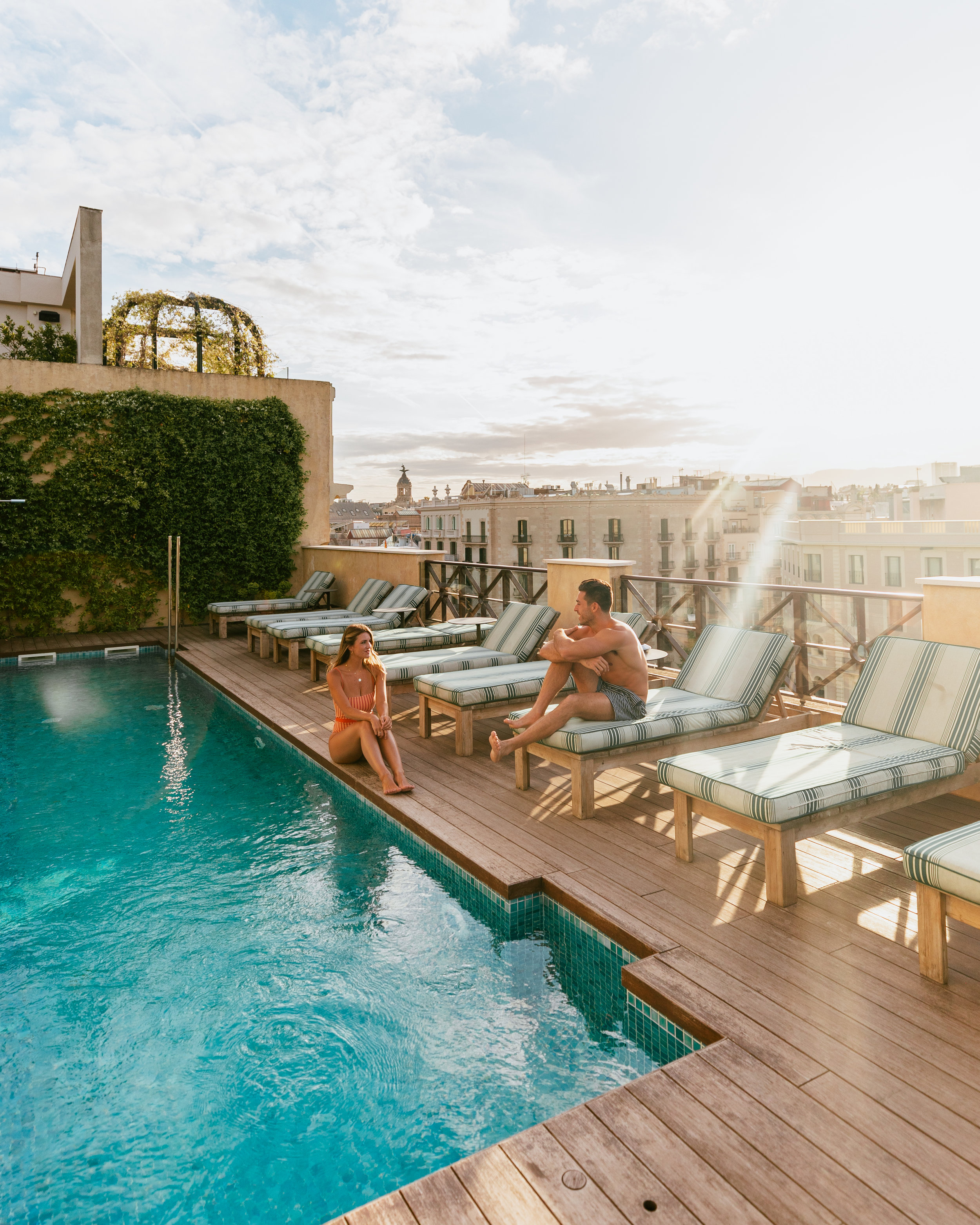 where to stay in barcelona cotton house hotel