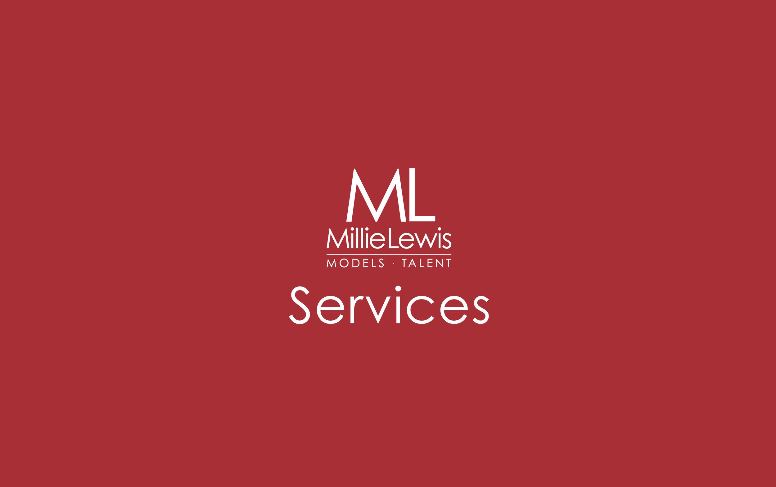 Millie Lewis of Charleston Model & Talent Agency Millie Lewis of
