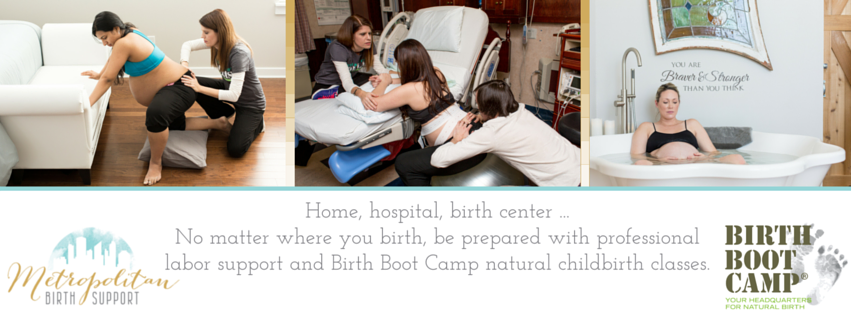 childbirth classes online and in person