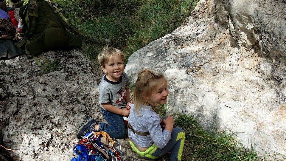 climbing at jack's canyon