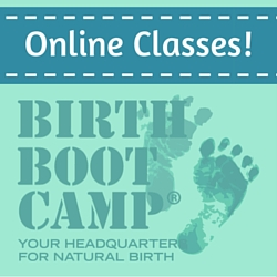 Take Birth Boot Camp Online!