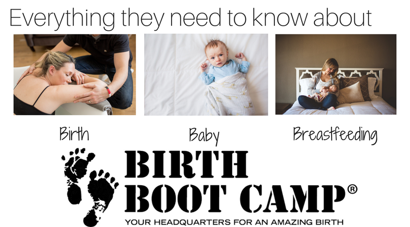 become a childbirth educator