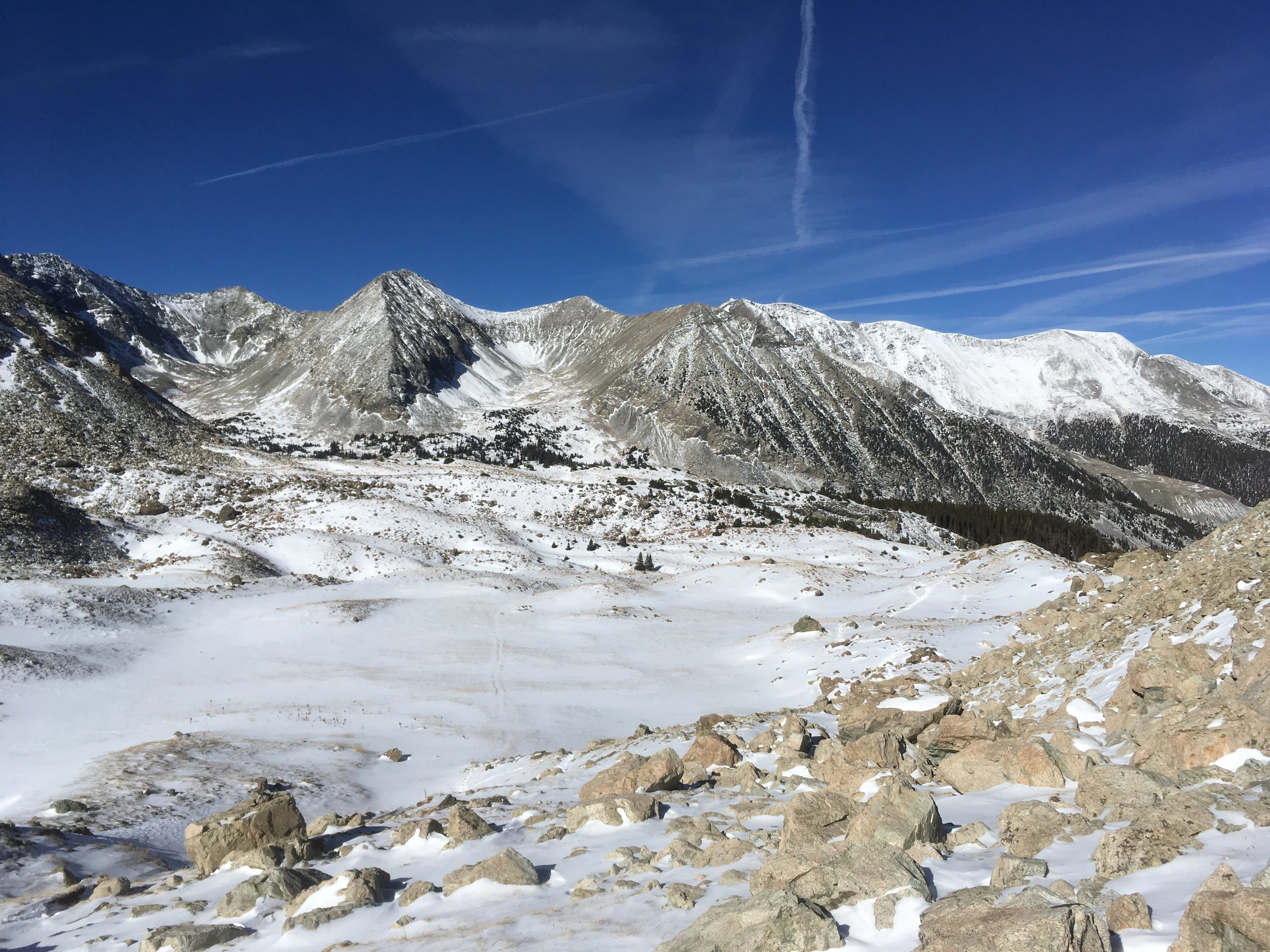 hiking 14ers