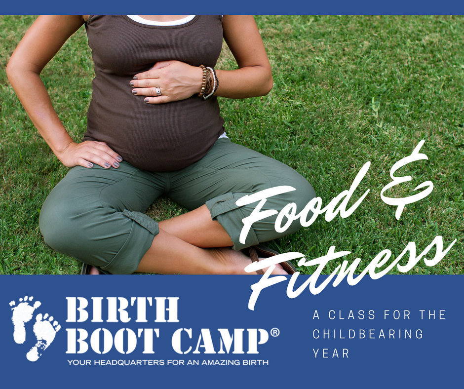 prenatal fitness and nutrition