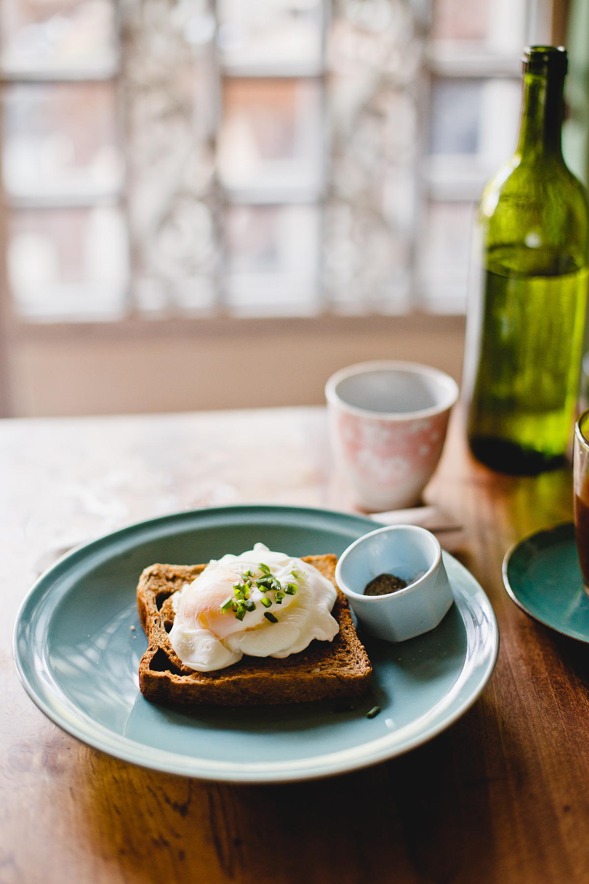 Good breakfast eggs!