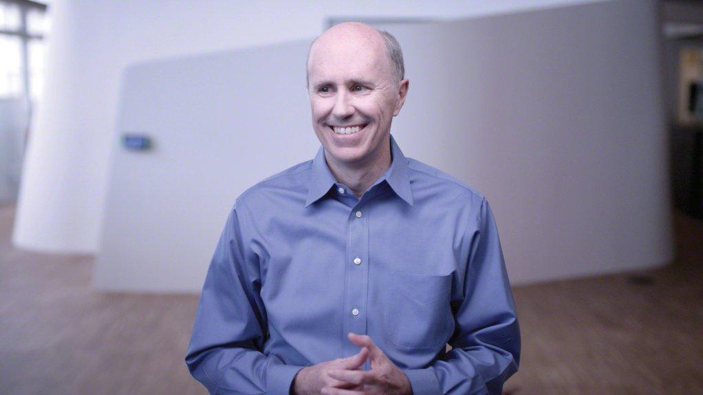 Steelcase CEO Jim Keane