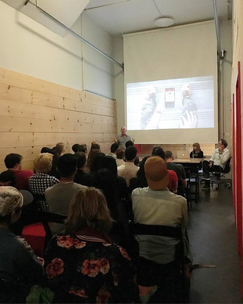 """matterglobal  Full house at our #sfdesignweek event. The panel discuss on the top of """"Personalizing the guest experience at scale"""" #matter #matterglobal pic.twitter.com/NEeSdCUnru  Jun 19, 2017, 10:10 PM"""