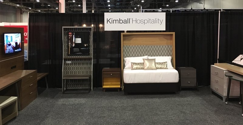 Kimball_Hosp  Stop by and see us! Booth 1215 at @IHG Americas Conference. pic.twitter.com/B6yjjEvlhb  Jun 20, 2017, 10:23 AM