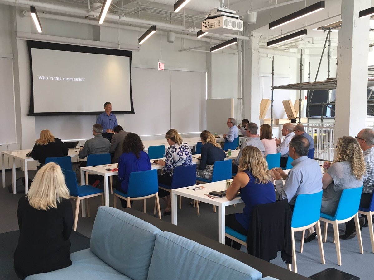 "perkinswill_CHI  .@Steelcase Education consultant Steve Slifka is in our office today presenting ""The Art of Storytelling"" to our client engagement leaders pic.twitter.com/P7PCx5ntd4  Aug 28, 2017, 12:23 PM"