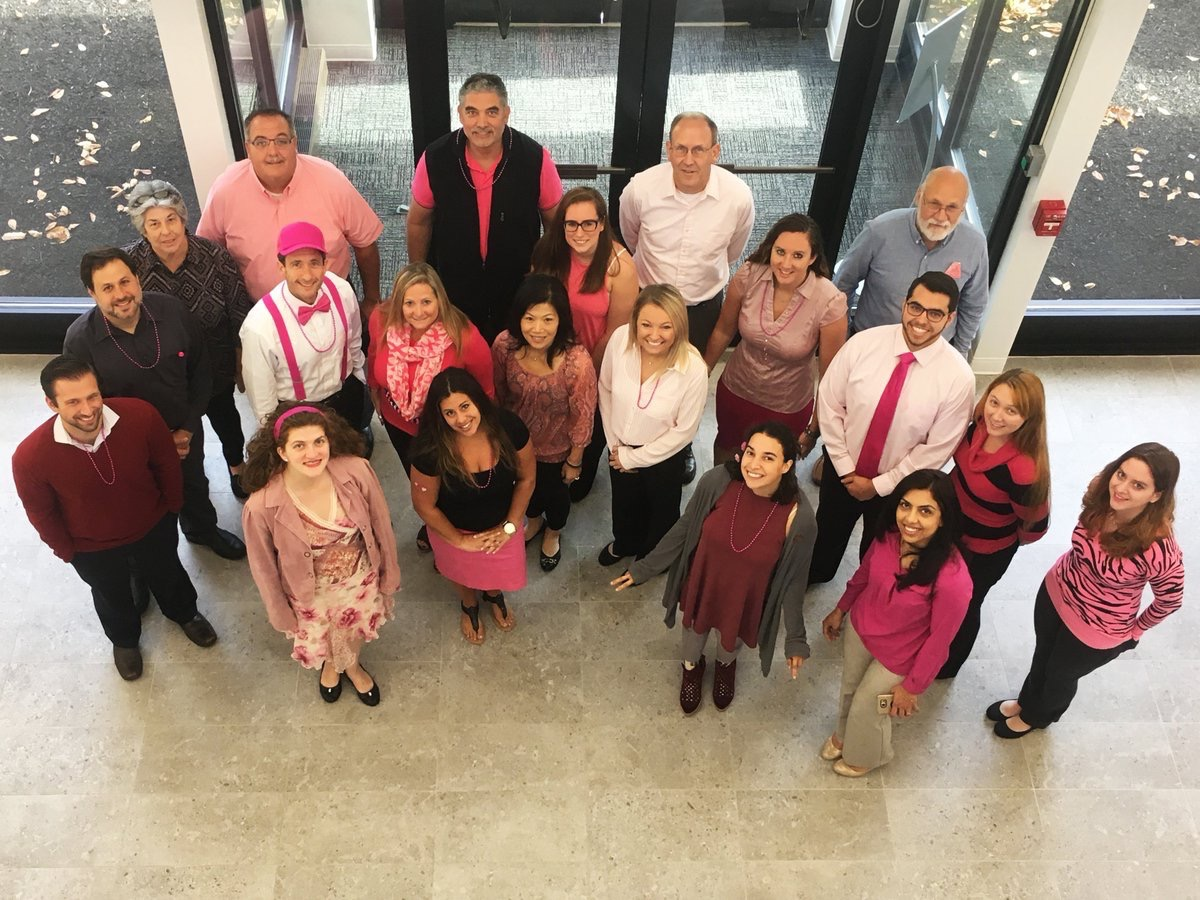 SpiezleArch  Spiezle is having a #PINKOUT to raise awareness and show our support for #BreastCancerAwarenessMonth! #ThinkPink #BCAM #NBCAM 🎀🎀🎀 pic.twitter.com/Usw6tj7qHD  Oct 23, 2017, 9:14 AM