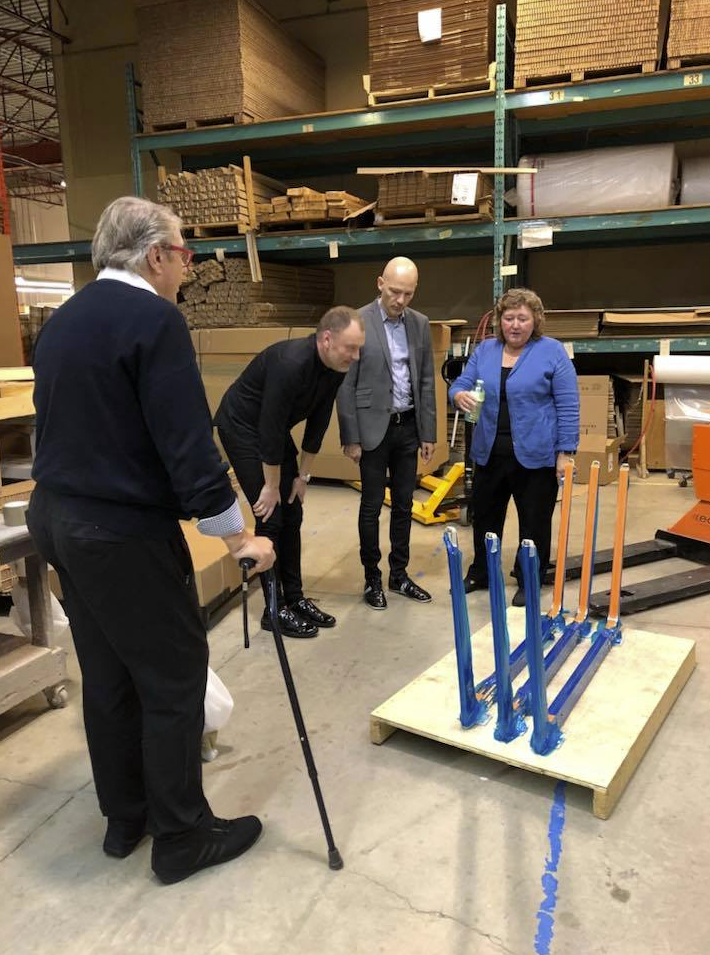 nienkamper  We had a great time when the design duo of Busk+Hertzog came to visit our manufacturing facilities and design... fb.me/1j4KEZRyM  Oct 23, 2017, 3:24 PM