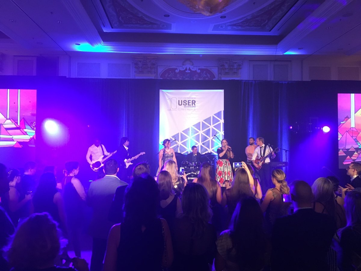 RSCLLC  Great show by the @configura band! #CETDesignerUC pic.twitter.com/uUYBACommJ  Nov 9, 2017 at 12:21 PM