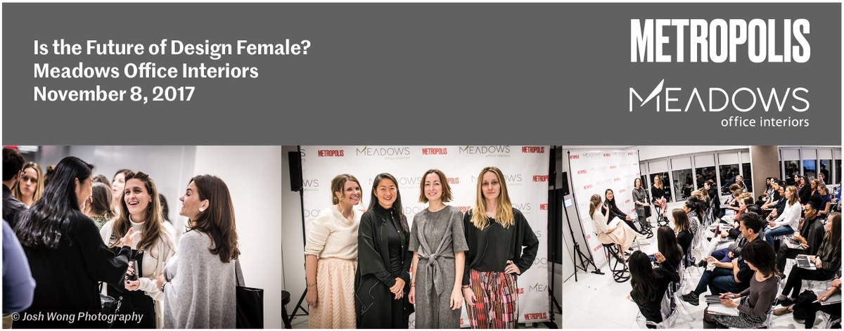 MetropolisMag  Thanks to everyone who attended our discussion last night with @MeadowsOffice on the future of women in the A&D industry. We look forward to continuing this important conversation. View the discussion here: facebook.com/meadowsofficei… pic.twitter.com/0L056GfHbG  Nov 9, 2017 at 2:40 PM