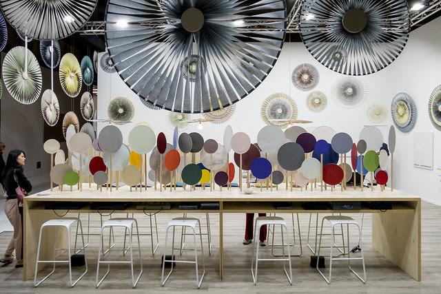Salone del Mobile.Milano 2019: S.Project, Sunbrella (photo by Saverio Lombardi Vallauri)
