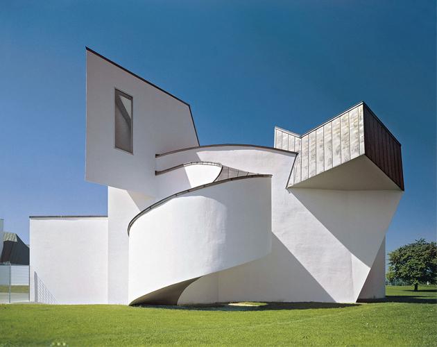 The Vitra Design Museum. All photos courtesy of Vitra