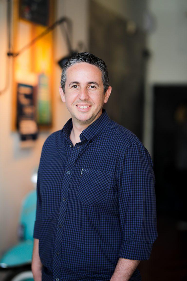 Dan Zakai, CEO of Mindspace