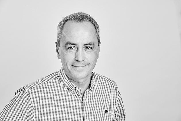 Jamie Rothwell, managing director, Hotbox Storage Ltd.