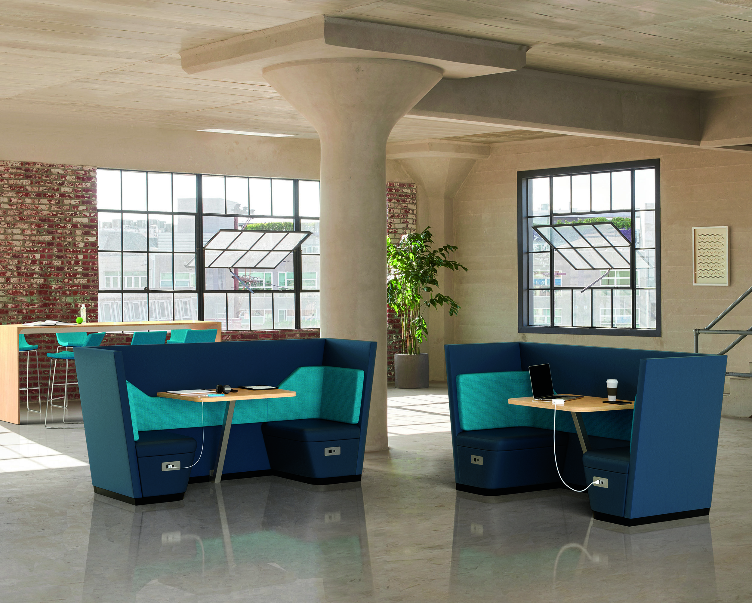 Co-op Public Lounge Units, Integrated Tables.jpg
