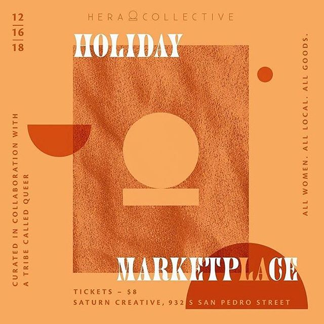 I'll be in good company at next weeks holiday market with all these amazing lady makers! Come knock some names off your holiday shopping list on Saturday December 16th!!