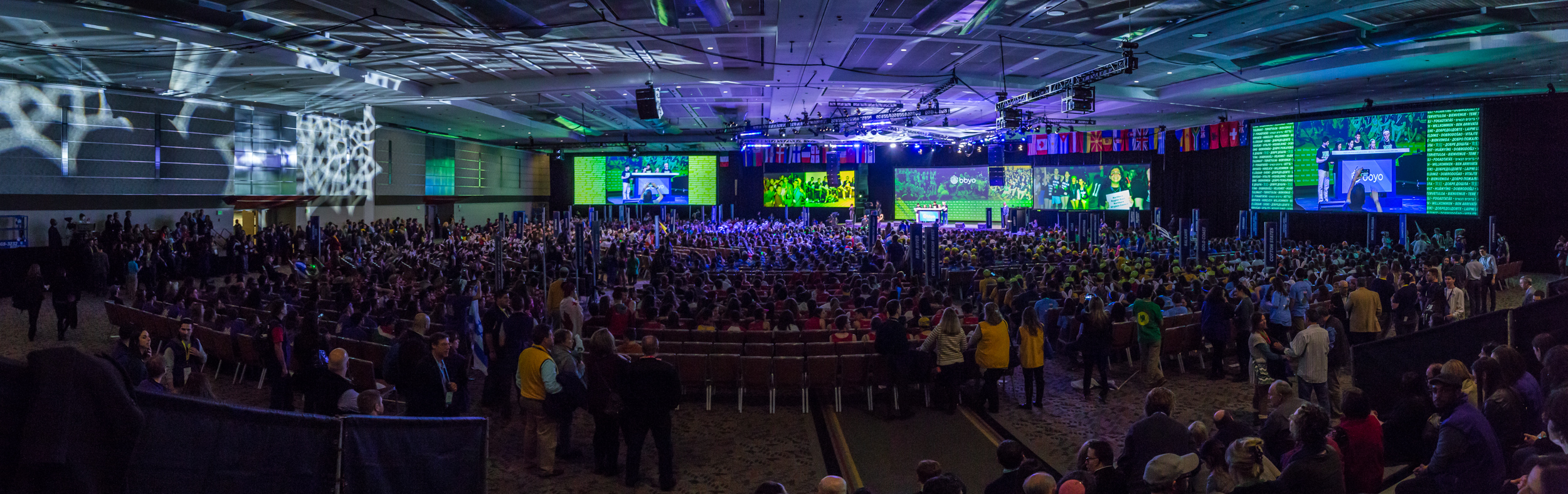 IC 2016 Opening Ceremonies. Photo by Jason Dixson Photography.