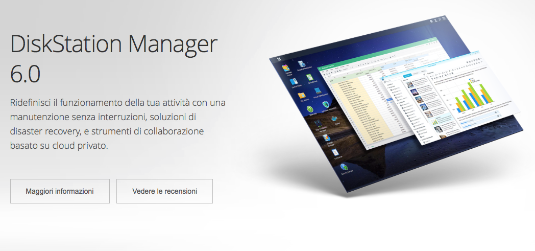 Fonte sito Synology