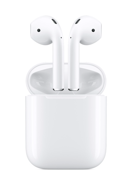 AirPods: fonte Apple