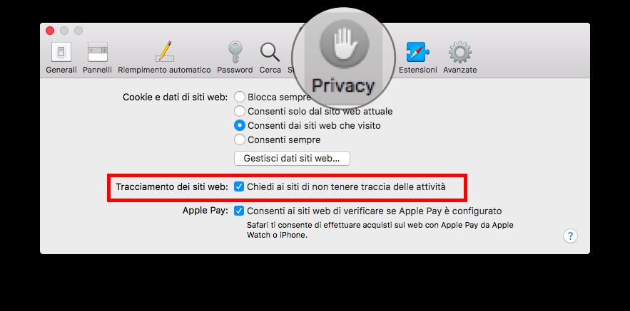 01 - schermata Safari 11 per disbilitare tracciamento siti.png