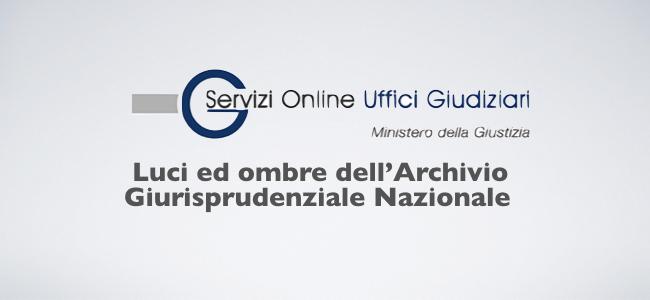 2018-07-30 Luci ed ombre dell'Archivio Giurisprudenziale Nazionale.001.jpeg
