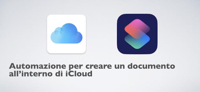 2019-03-25 Automazione per creare un documento all'interno di iCloud.001.jpeg