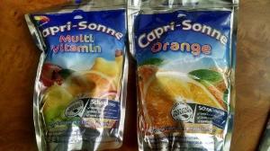 Capri-Sonne might just put the real Capri Sun to shame!