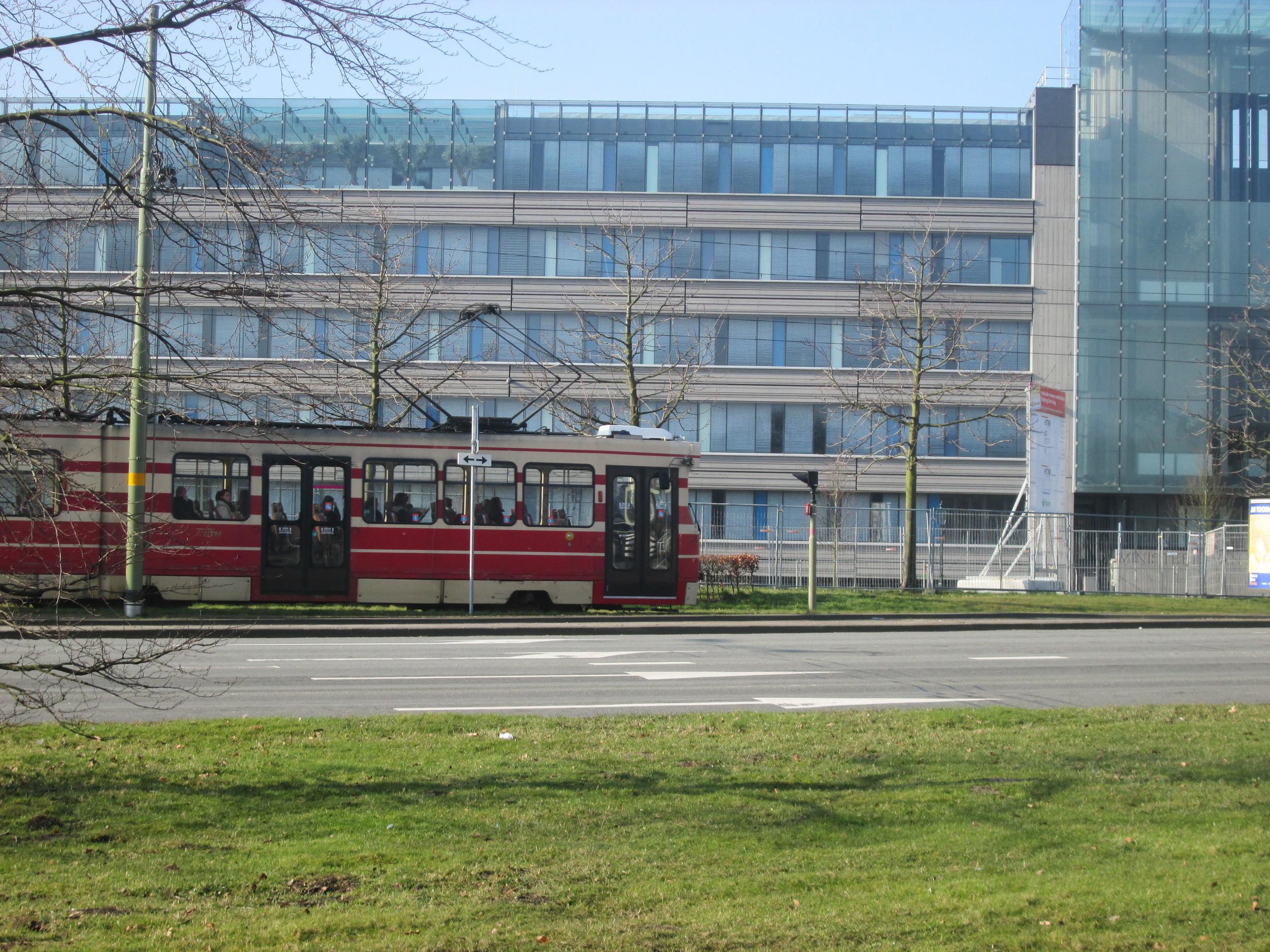 Public transport in Den Haag