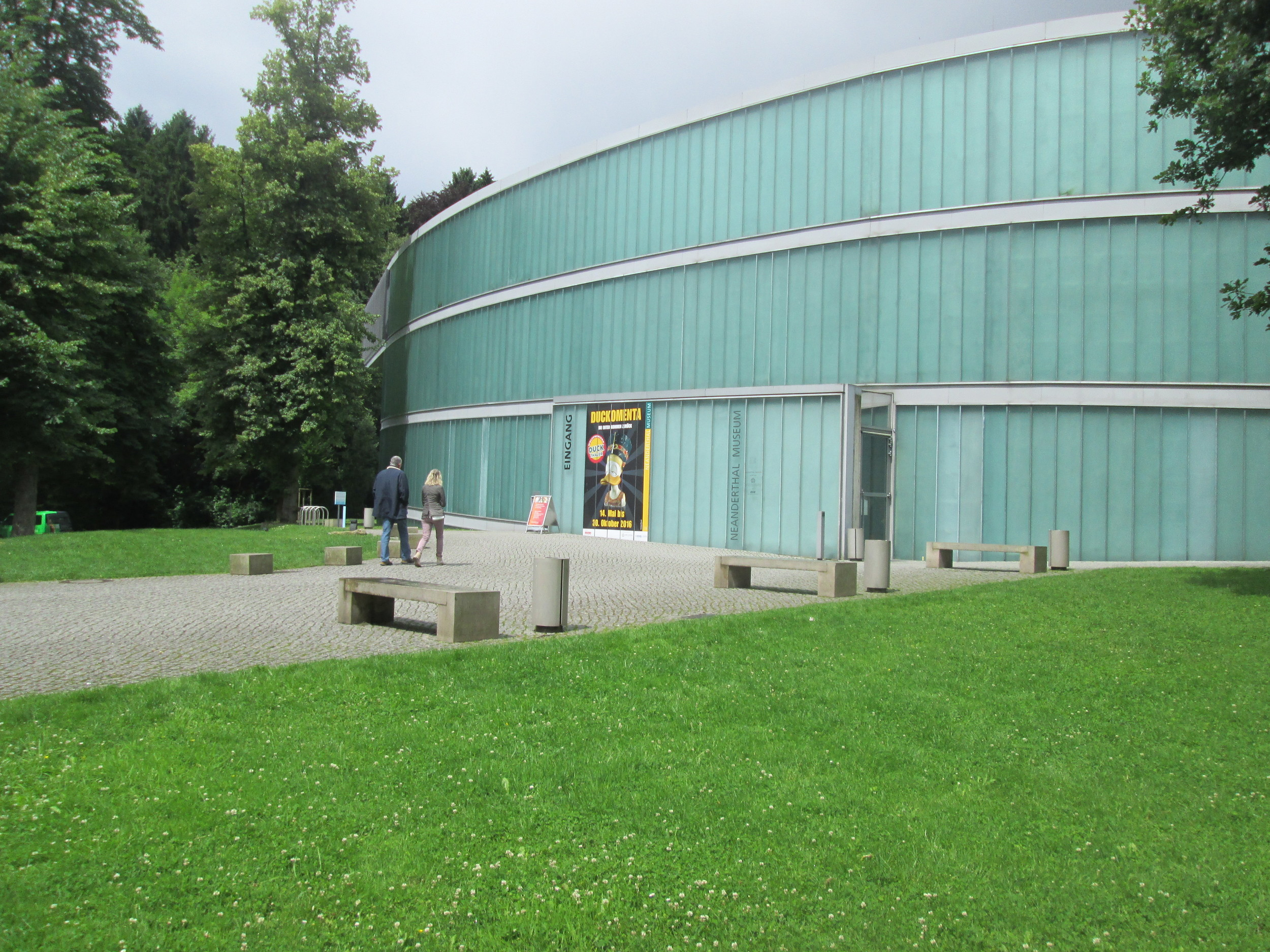 The Neanderthal Museum