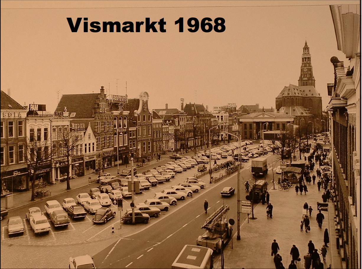 Vismarkt, 1968.  Image courtesy of Karsijns and Schilt, 2003.
