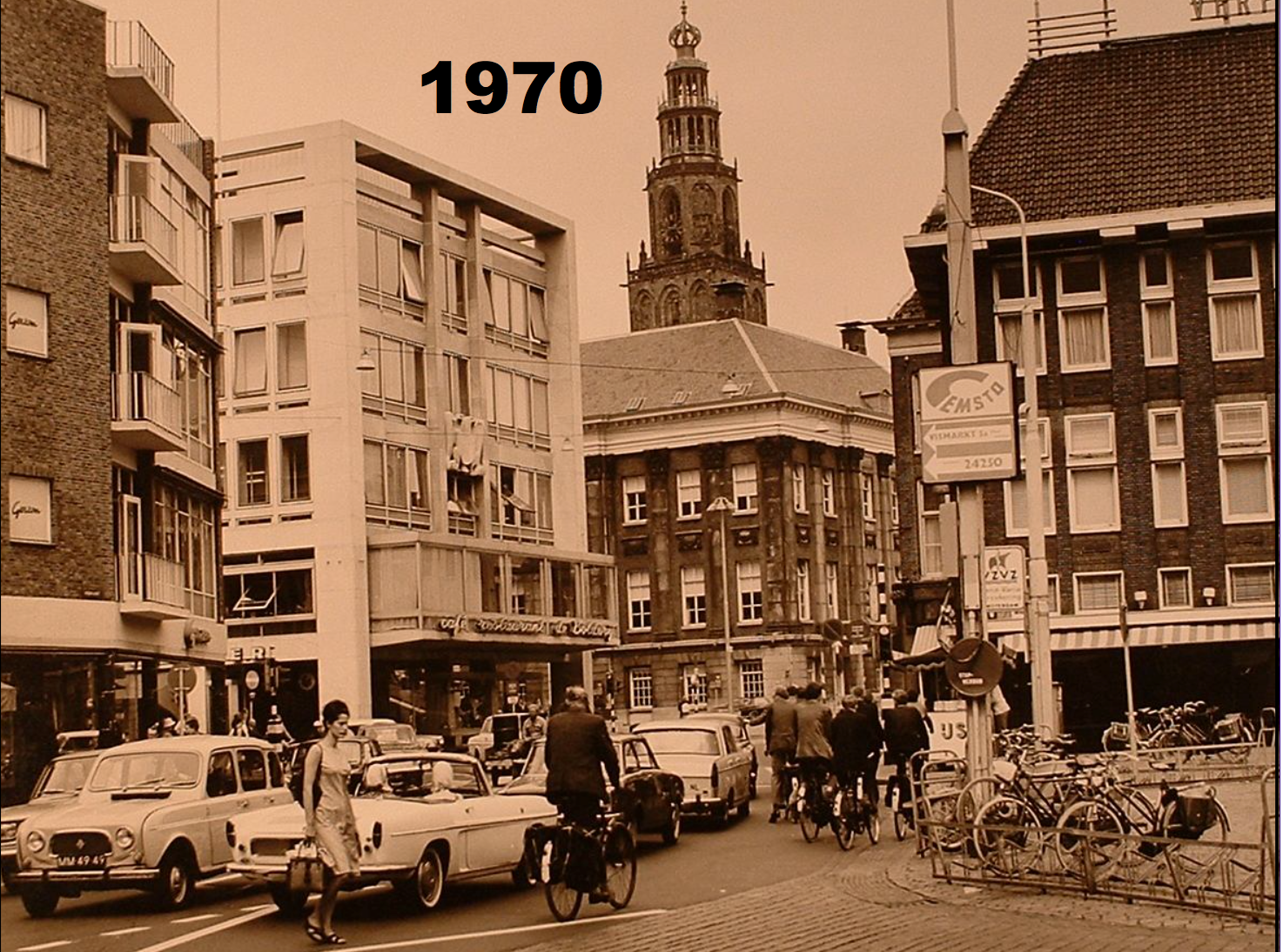 Central City, 1970.  Image courtesy of Karsijns and Schilt, 2003.